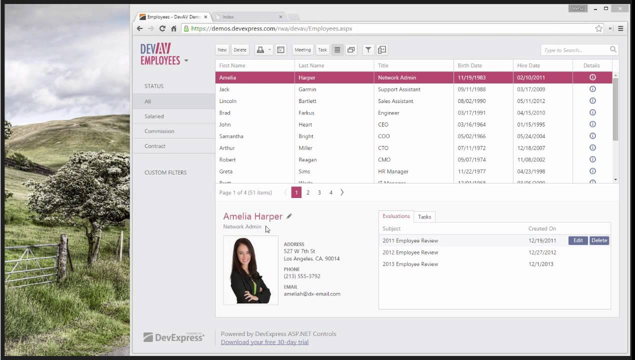 Video: Create an MVC Website Inspired by Microsoft Outlook com