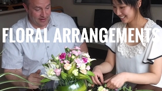 How To Do Floral Arrangements For Beginners