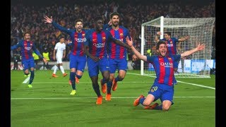 FC Barcelona Best Comeback Ever?