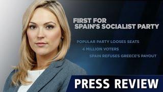 首次胜利西班牙社会党-27.03.2015-DukascopyPressReview