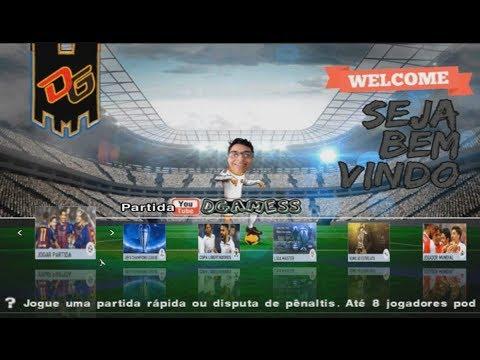 PES 2019 PS2 - BETA - Download ISO - смотреть онлайн на Hah Life