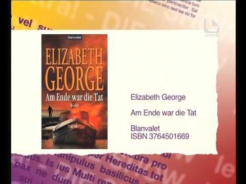 Buchtipp: AM ENDE WAR DIE TAT von Elizabeth George