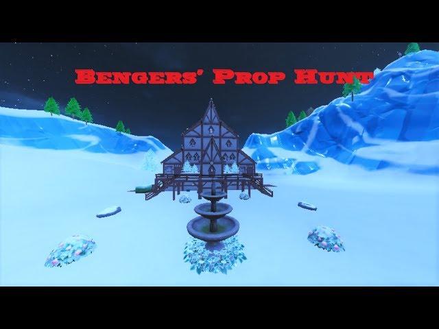 Bengers' Prop Hunt