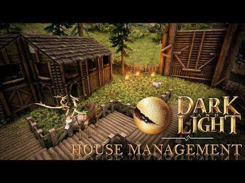 Basics Series Explores House Management, Taming & Crafting