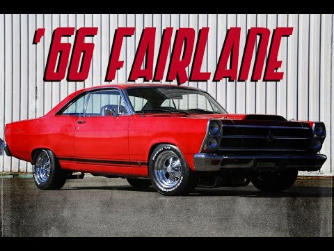 Download 1966 Ford Fairlane GT HD Mp4 3GP Video and MP3