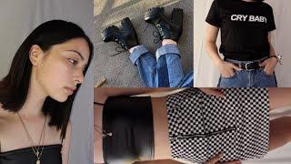 Aesthetic Clothing Haul