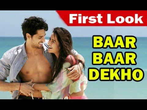 Baar-Baar-Dekho-FIRST-LOOK-Feat-Sidharth-Malhotra-Katrina-Kaif-Trailer-Motion-Poster