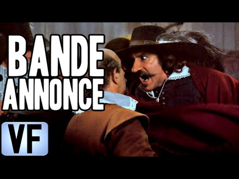 😂 CYRANO DE BERGERAC Bande Annonce VF (1990)