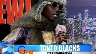 Tanto Blacks Interview Canada on G VIEW TV
