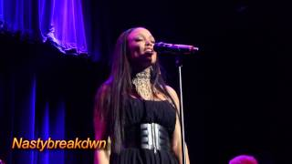 Chante Moore  - It's Alright (Howard Theatre 1-12-15)