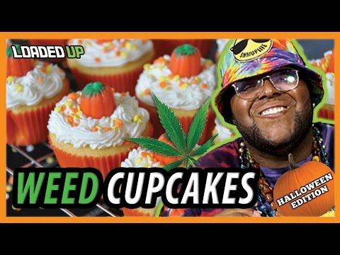 WEED CUPCAKES HOW TO MAKE EDIBLES WITH CANNABIS BUTTER
