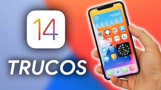 HAZ ESTO con iOS 14! Todos los SECRETOS!!!