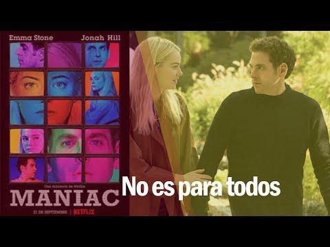 #CineMúsicaYAlgoMás | Maniac, no es para todos