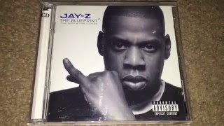 Unboxing Jay-Z - The Blueprint 2: The Gift & The Curse