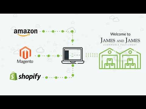 James and James Fulfilment - An introduction to ControlPort