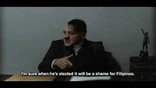 Hitler on 2010 Philippine Elections: Manny Villar