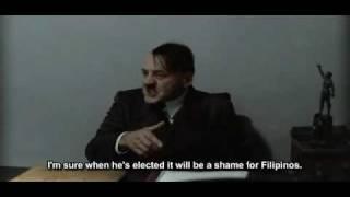 Hitler on 2010 Philippine Elections: Manny Villar