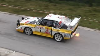 Audi Quattro S1 -Best of Sound-