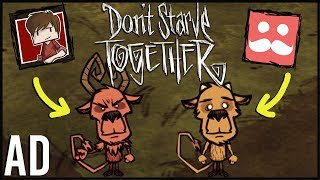 Trying to Keep Mumbo Alive in Don't Starve Together