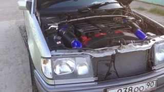 Mercedes W124 Coupe V12 M120 Эволюция 3