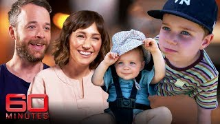 Hamish and Zoe Blake: Australia's most loveable family | 60 Minutes Australia