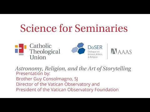 Astronomy, Religion, and the Art of Storytelling