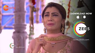 Iniya Iru Malargal - Indian Tamil Story - Episode 599 - Zee Tamil TV Serial - Best Scene
