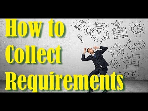 7 Steps for Better Requirement Gathering/Elicitation - YouTube