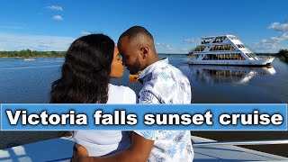 ROMANTIC VICTORIA FALLS SUNSET CRUISE | THE WAJESUS FAMILY