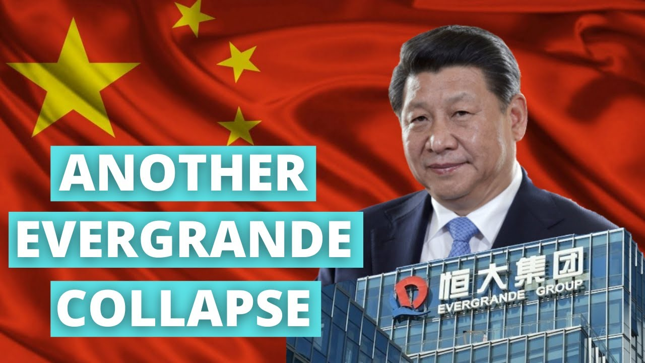 Another Evergrande COLLAPSES! Fantasia Defaults|ITS STARTING ... thumbnail
