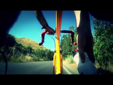 Time Lapse Road Bike Granada- Embalse de Quentar