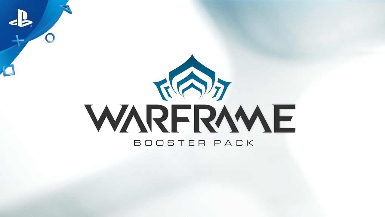 PS Plus Members: Get Warframe Booster Pack Free, Starting Today