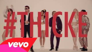 Robin Thicke - Blurred Lines ft. T.I., Pharrell (official version)