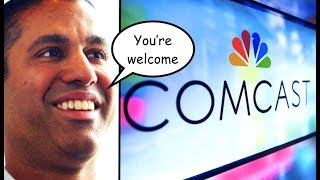 """Comcast Already Hinting at Plan for """"Fast Lanes"""" Once Net Neutrality Dies"""