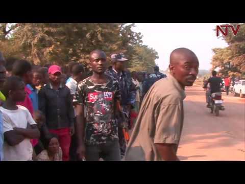 Heavy deployment in Kasese ahead of Omusinga Mumbere's return