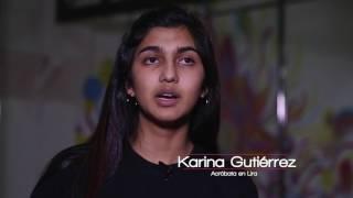 En Paralelo - Karina Gutierrez - LA LIRA