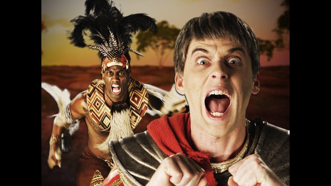 epic rap battles of history shaka zulu vs julius caesar rebrn com