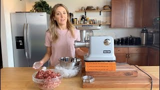 MeatEaters Danielle Prewett Shows How To Grind Your Wild Game Meat