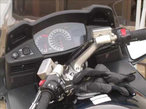 Honda ST-1300 Extended Test Ride - Part 2