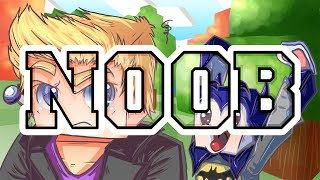 "♫ ""Not Teaming With NOOBS"" - Minecraft Parody of Avicii - Addicted To You (NOOB SONG)"