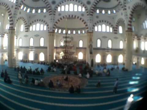 Mosque in Bishkek, jummah namaz