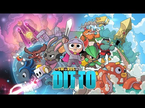 The Swords of Ditto - Gameplay Trailer thumbnail