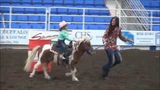 Race To Remember Barrel Race 2015. Part 1-PeeWee And Youth