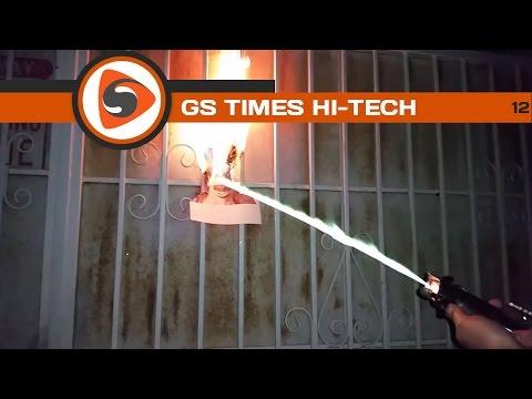 ГС Тимес [ХИ-ТЕКХ]. Настоящий световой меч