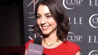 "Interview : red carpet ""Elle Magazine's annual ""Women in Music"" celebration"""