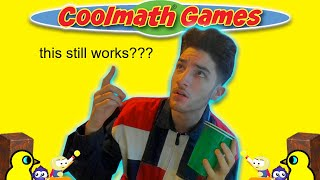 Playing CoolMath Games In 2020