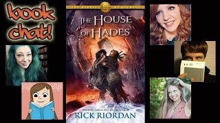 *SPOILERS* The House Of Hades Book Chat!