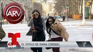 El estilo de Emma Coronel en el juicio de El Chapo | Al Rojo Vivo | Telemundo