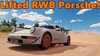 Forza Horizon 3   1,000+ HP, Lifted, Off-Road RWB Porsche!! Does it Work?