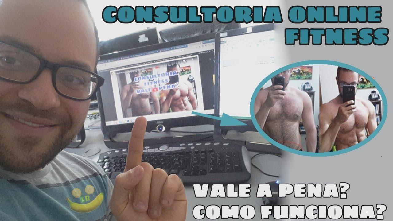 Consultoria Online Fitness - Saiba Como Funciona